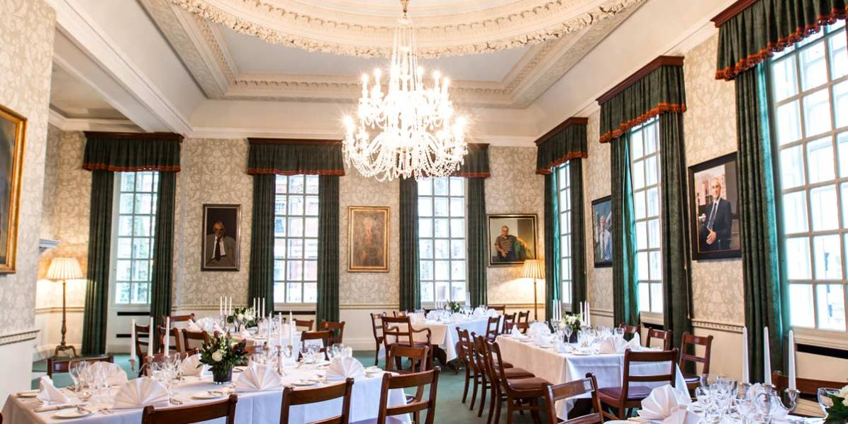 Private Dining Venue In London, 170 Queens Gate, Prestigious Venues
