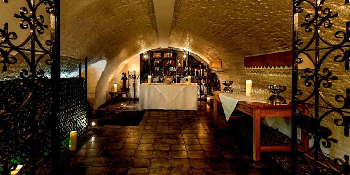 The Stafford Wine Cellars, Black Tie Wine Tasting, Prestigious Venues 1200x600