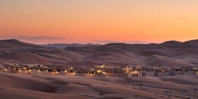 1 Desert Resort Abu Dhabi, Qasr Al Sarab, Prestigious Venues