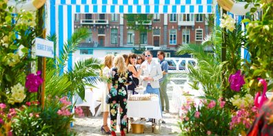 Reception Venue, InterContinental Amstel Amsterdam, Prestigious Venues