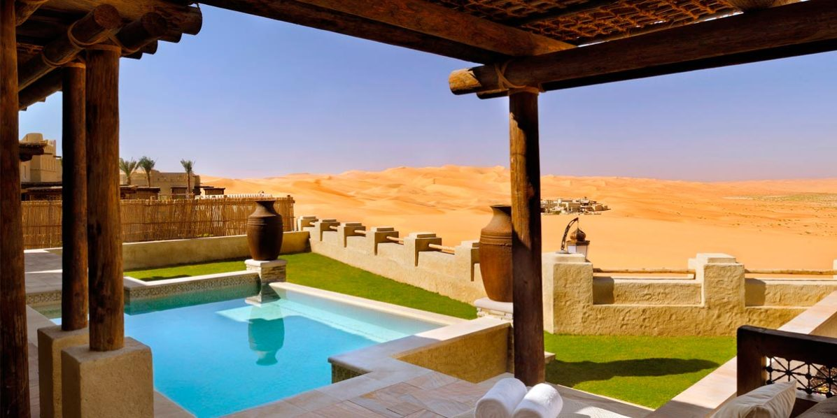 Romantic Hotel In The Desert, Qasr Al Sarab, Prestigious Venues