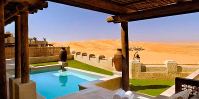 Romantic Hotel In The Desert, Qasr Al Sarab, Prestigious Venues