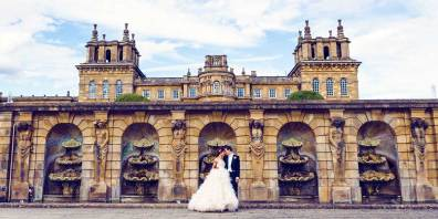 Water Terraces Outdoor Venue, Blenheim Palace, Prestigious Venues