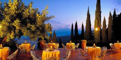Ocean View Terraces For Events, Hotel Villa Diodoro, Prestigious Venues