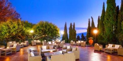 Outdoor Event Venue La Terrazza Sul Mare, Hotel Villa Diodoro, Prestigious Venues