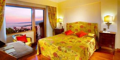 Sea View Suite in Taormina, Hotel Villa Diodoro, Prestigious Venues