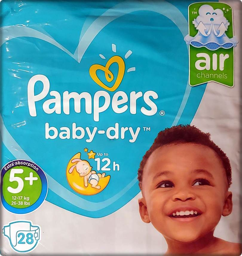 Pampers Motive