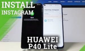 How To Install Instagram On Huawei P40 Pro ( Working Perfectly )