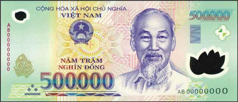 Vietnam Currency Vietnamese Dong Bestexchangerates