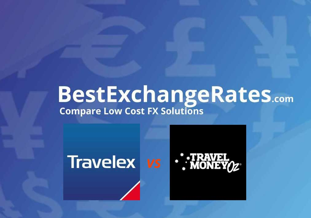 Ozforex travel card exchange rate