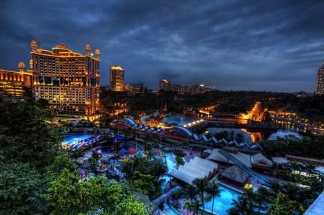 Sunway Lagoon Resorts