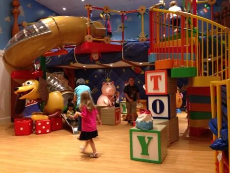 Family Cruise Kids Club