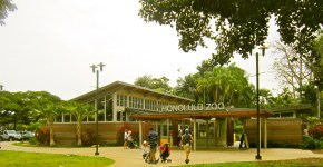 Top Family Hawaii attractions: Honolulu Zoo and Panaewa Rainforest Zoo