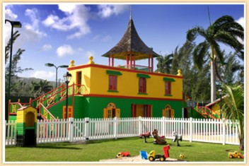 Kids CLub at Half Moon Jamaica