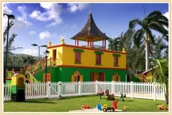 Kids CLub at Half Moon Jamaica