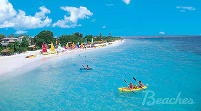Beaches Negril Resort