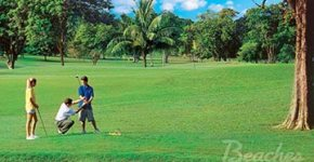 Enjoy a Family Golf Vacation at Beaches Resorts in Jamaica