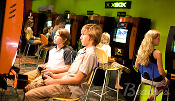 Xbox Family Vacation