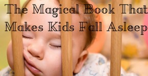 The Magical Book That Makes Kids Fall Asleep