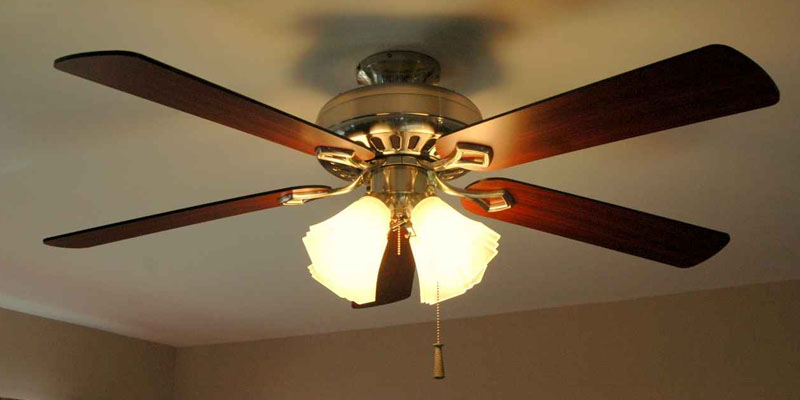 how to choose the right size ceiling fan