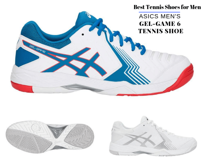 Best Tennis Shoes for Men by Asics