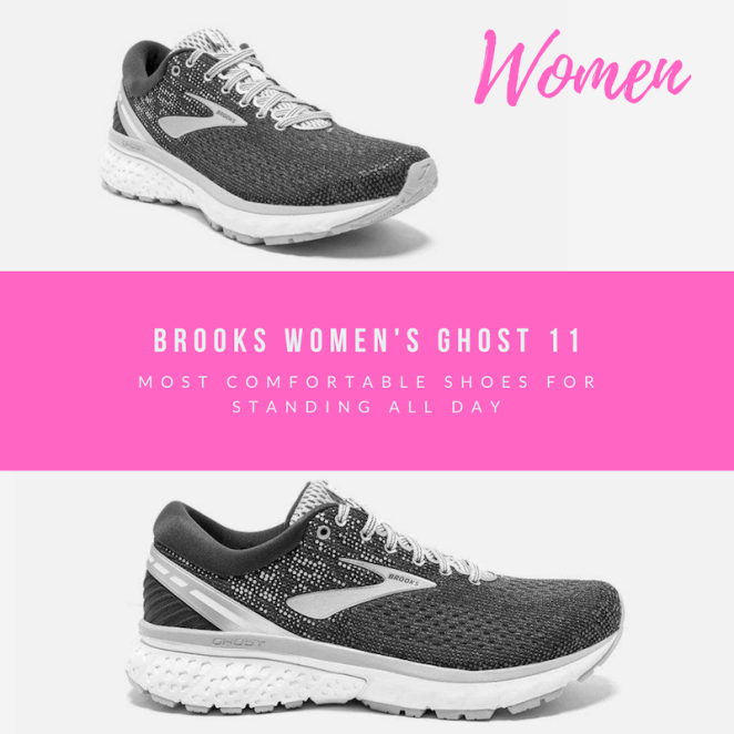 best shoes for standing all day for women