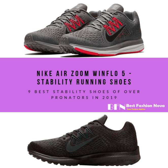best-stability-running-shoes-overpronators