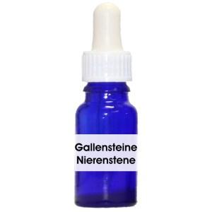 Gallensteine und Nierensteine