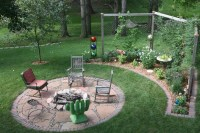 Fire Pit Landscaping Ideas - Home Design