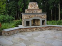 Chimney Outdoor Fire Pit | Fire Pit Design Ideas