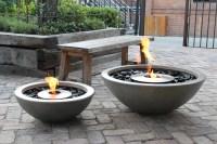 Concrete Fire Pit Bowl | Outdoor Goods