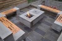 Concrete Fire Pit DIY | Fire Pit Design Ideas