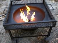 Custom Fire Pit Rings | Fire Pit Design Ideas