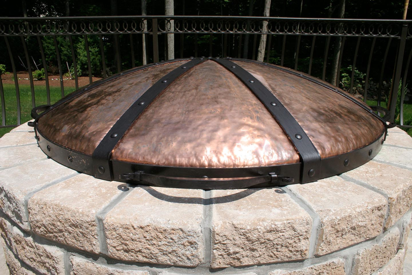 Custom Made Fire Pit Covers  Fire Pit Design Ideas