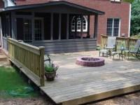 Deck Designs With Fire Pit | Fire Pit Design Ideas