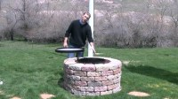 DIY Outdoor Fire Pit Grill | Fire Pit Design Ideas
