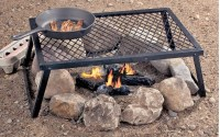 Safe and Nice to Hold Parties with Fire Pit Cooking