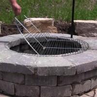 Fire Pit Cooking Grates Large | Fire Pit Design Ideas