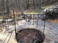 Fire Pit Cooking Rack | Fire Pit Design Ideas
