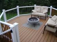 Fire Pit On A Deck | Fire Pit Design Ideas
