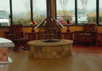 Fire Pit With Chimney | Fire Pit Design Ideas