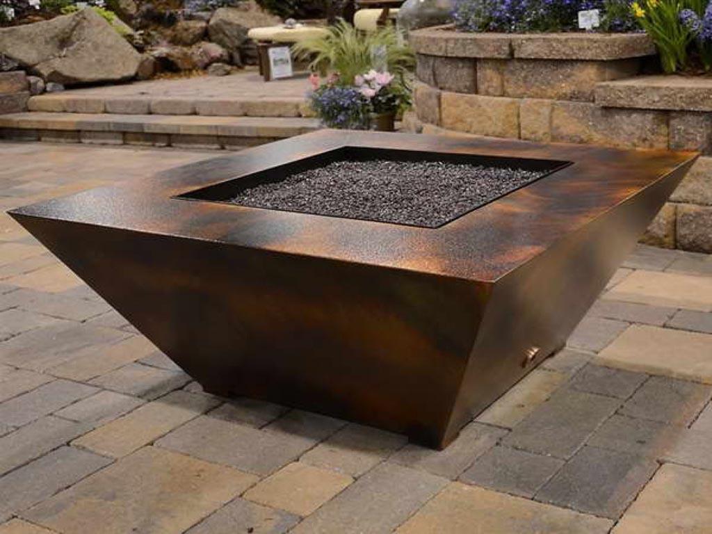Gas Fire Pit DIY  Fire Pit Design Ideas