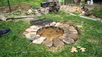 How To Make A Cheap Fire Pit | Fire Pit Design Ideas