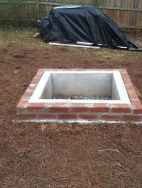 How To Make A Fire Pit With Bricks | Fire Pit Design Ideas