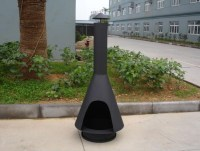 Outdoor Fire Pit With Chimney | Fire Pit Design Ideas