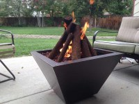 Portable Fire Pit DIY | Fire Pit Design Ideas