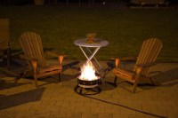 Metal Fire Pit | Fire Pit Design Ideas