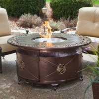 Propane Deck Fire Pit | Fire Pit Design Ideas