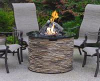 Small Outdoor Propane Fire Pit | Fire Pit Design Ideas