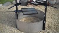 Steel Fire Pit Insert | Fire Pit Design Ideas